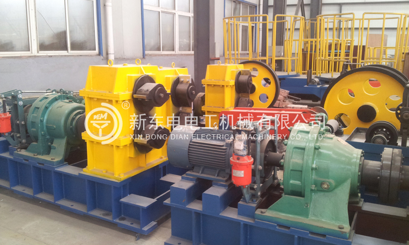 4+10 aluminum and aluminum alloy continuous Castin
