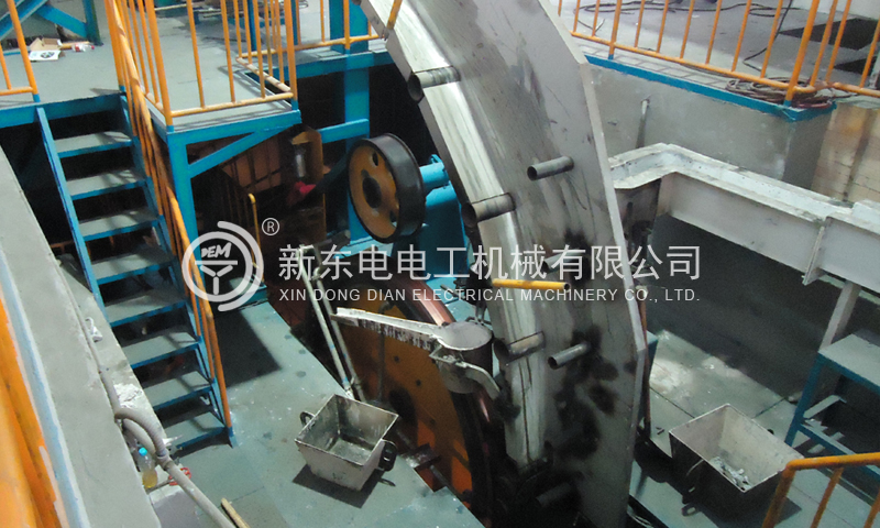 Aluminum Ingot continuous casting production line