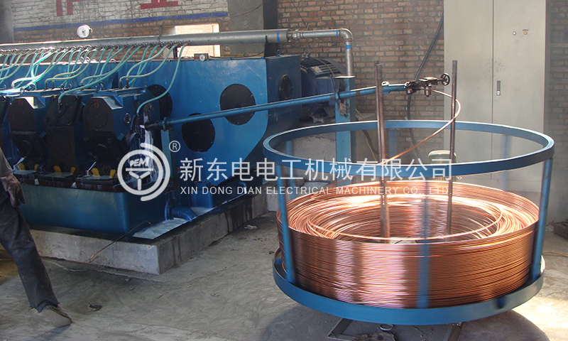 Three-roll cold rolling mill